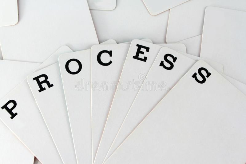 Process stock photography