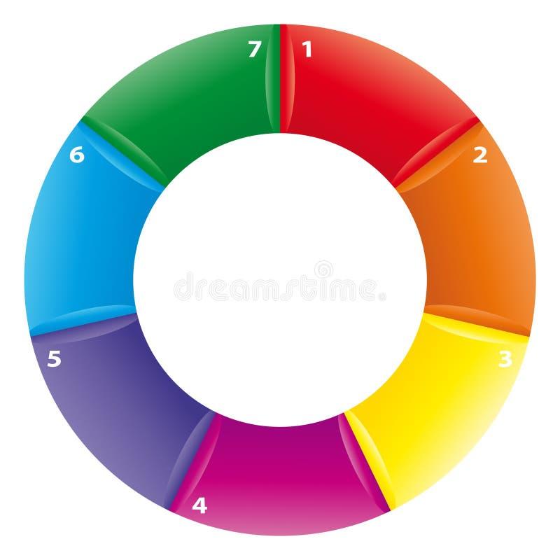 Process Business Diagram Royalty Free Stock Photos