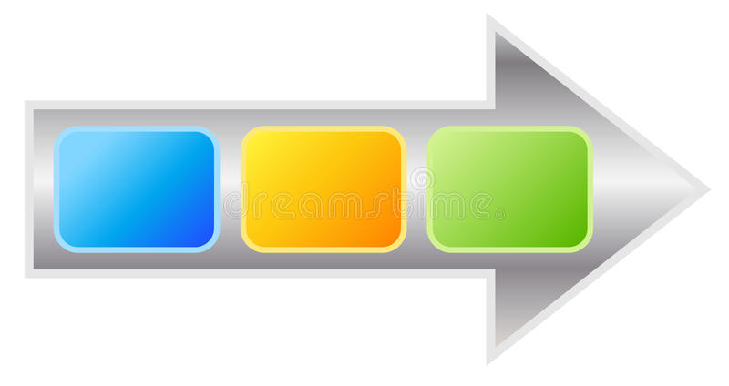 Download Process Business Scheme Royalty Free Stock Photography - Image: 18755587