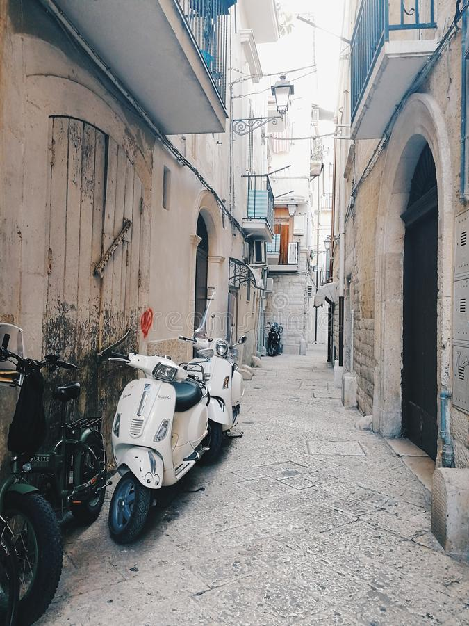 Bari, Italy. Processed with VSCO with hb2 preset bari italy royalty free stock photo