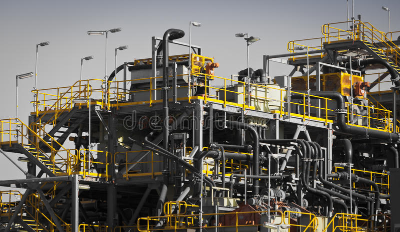 Download Processing Plant stock photo. Image of cast, heavy, industrial - 27266772
