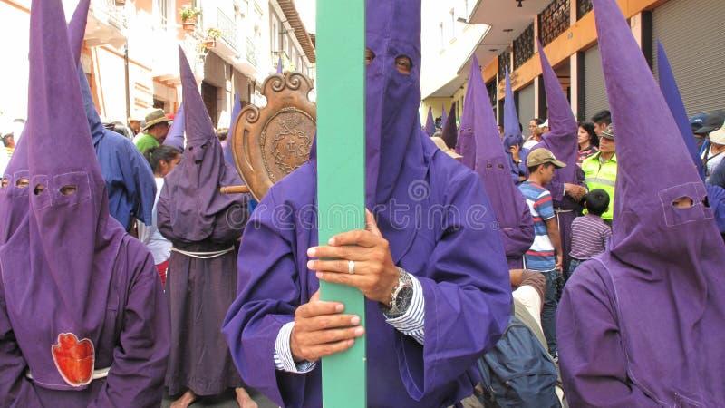 procession fotografie stock libere da diritti