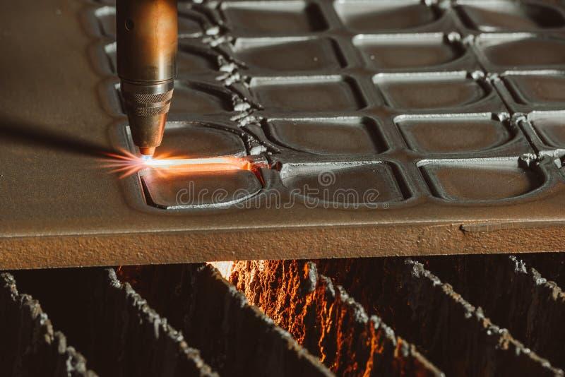 Processo de aço da estaca imagem de stock royalty free