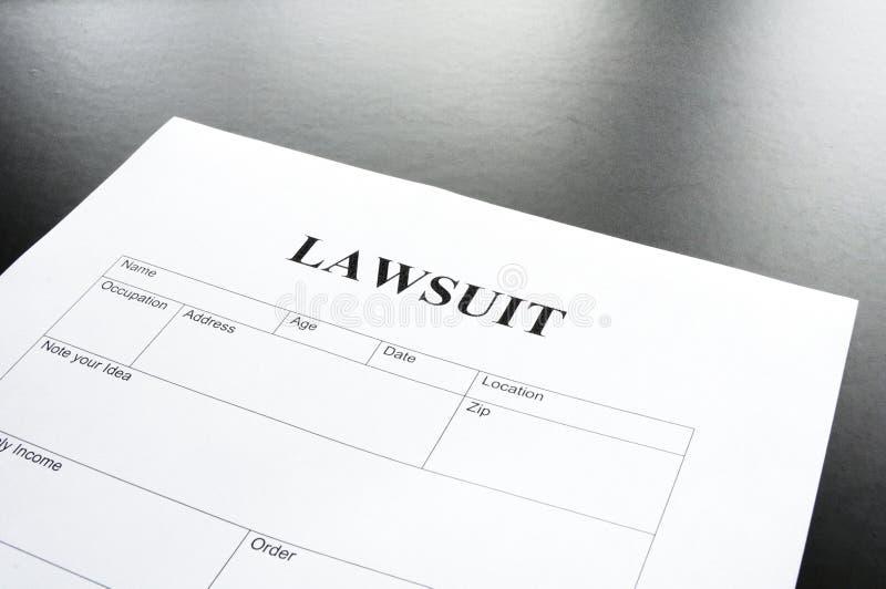 Processo legal fotos de stock royalty free