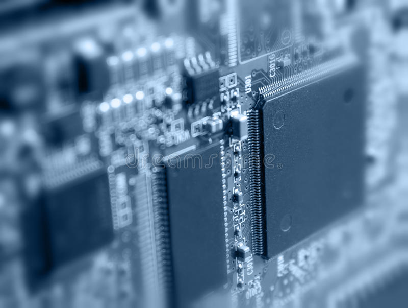 Download Processor stock image. Image of close, circuitry, macro - 28331733