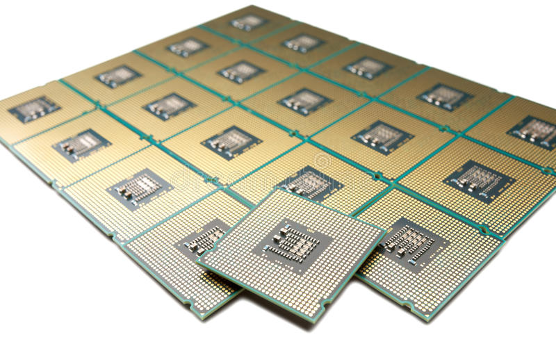 Download Processors Royalty Free Stock Photos - Image: 13430198