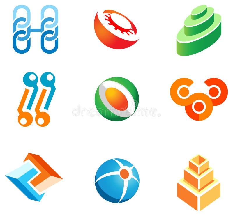 Prochain Kit Pour Le Développement De Logo Photographie stock