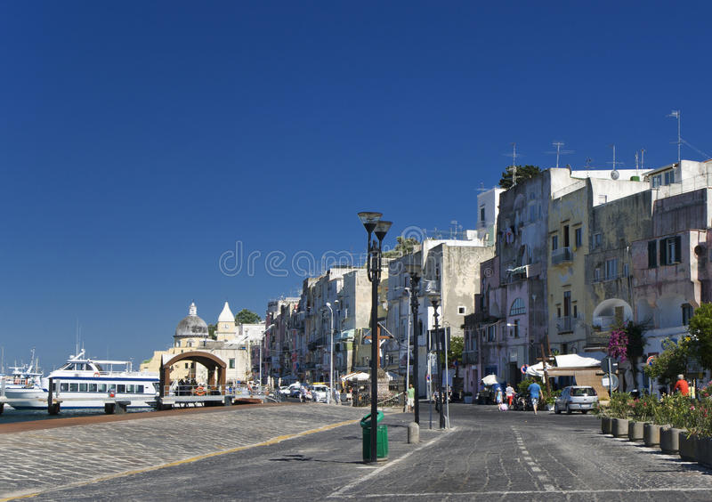 Download Procida, Naples, Italy stock photo. Image of landscape - 20209860