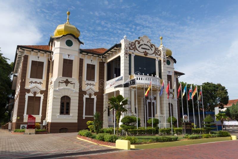 Proclamation de mémorial de l'indépendance chez le Malacca Malaisie images libres de droits