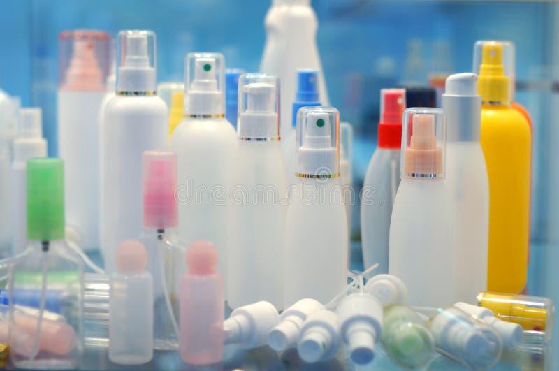 prodotti cosmetici immagini stock