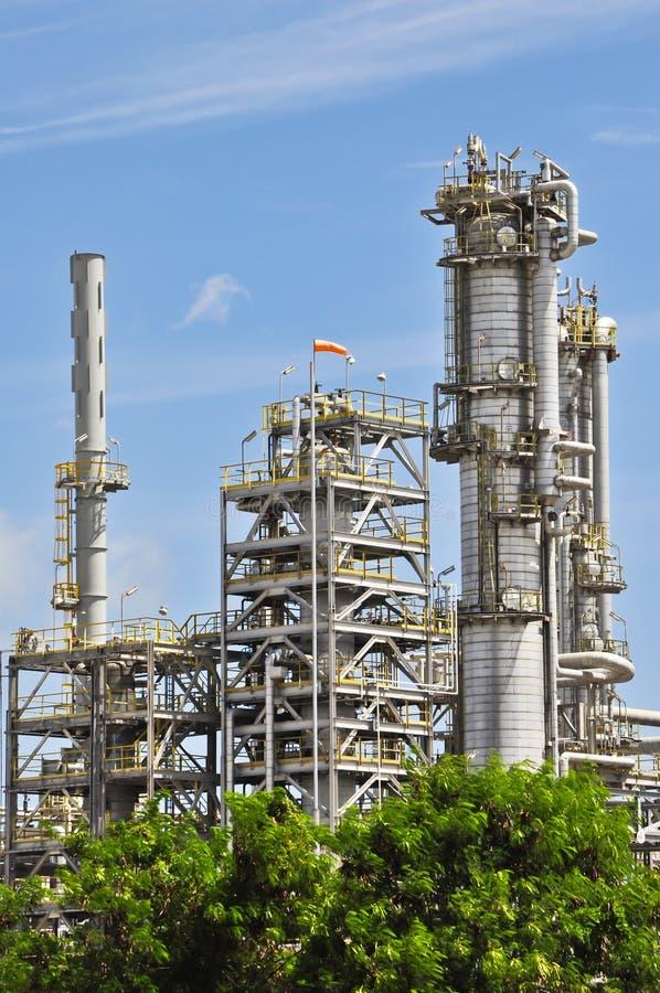 Prodotto chimico industriale fotografia stock libera da diritti