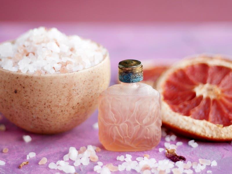 Prodotto cosmetico organico immagini stock