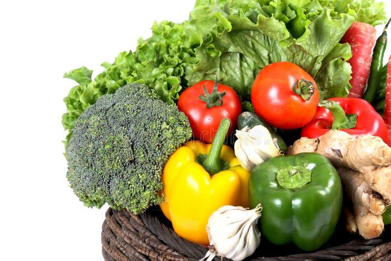 Prodotto-verdure fresche di vegetables immagini stock libere da diritti