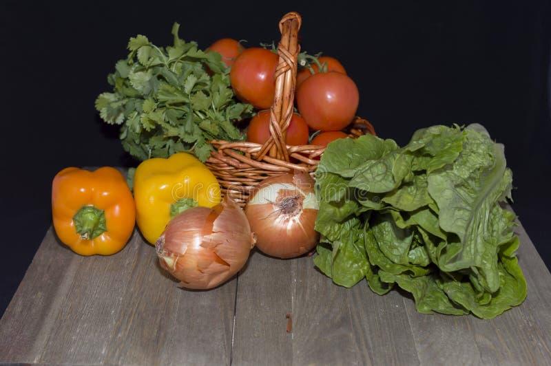 Prodotto-verdure fresche di vegetables fotografia stock libera da diritti
