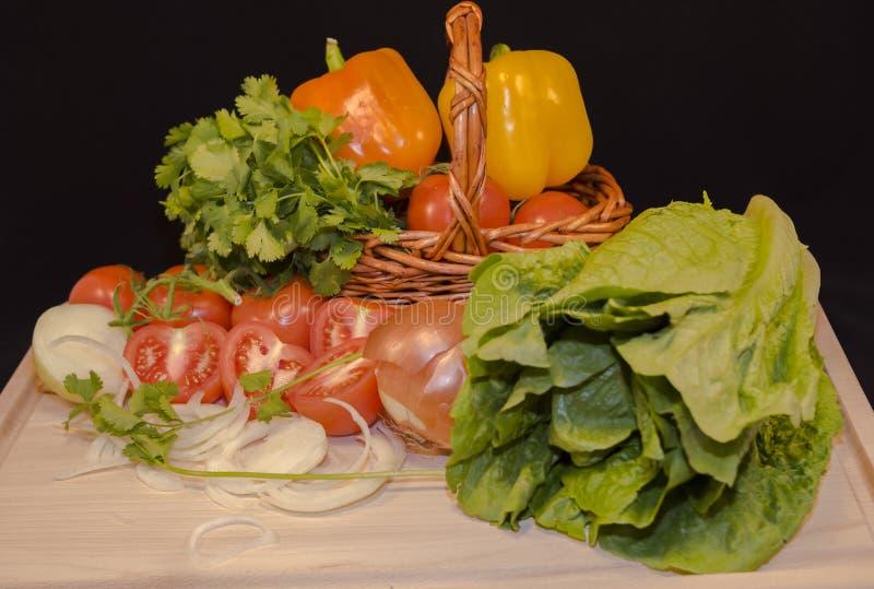 Prodotto-verdure fresche di vegetables immagini stock