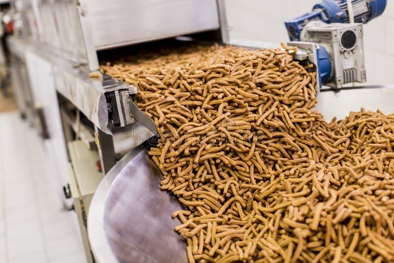 Produção alimentar imagens de stock