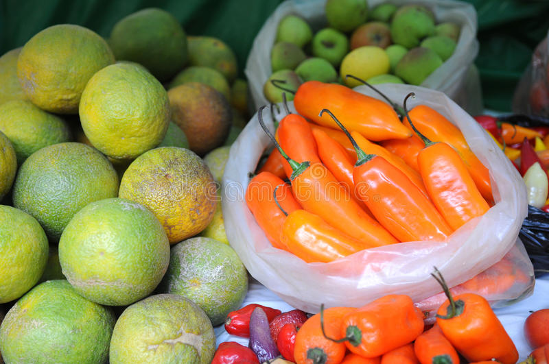 Download Produce At The Market Royalty Free Stock Image - Image: 11158436