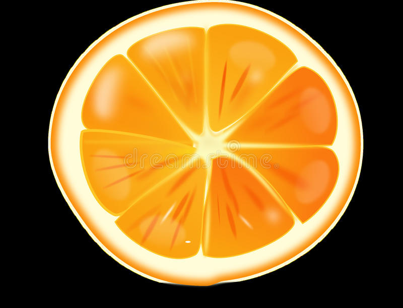 Produce, Orange, Fruit, Circle royalty free stock images
