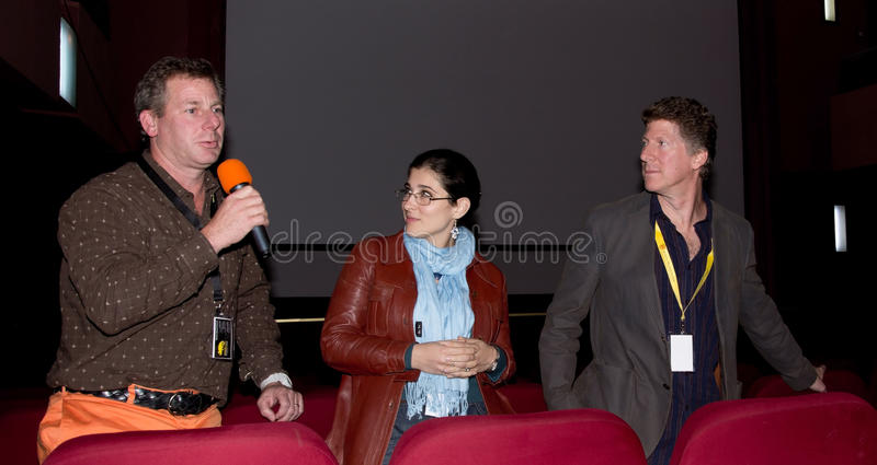 Download Producer Matthew Fine Q&A, Comedy Cluj Festival Editorial Photography - Image: 27113047