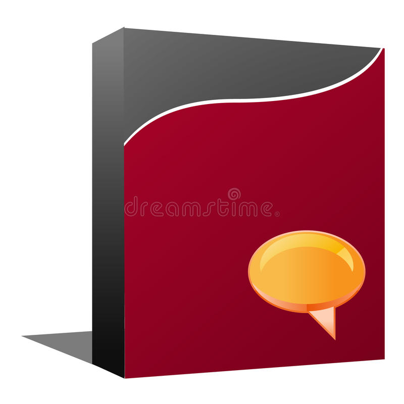 Download Product box stock vector. Illustration of isolated, layout - 17055188