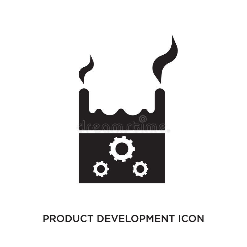 product development icon vector illustration