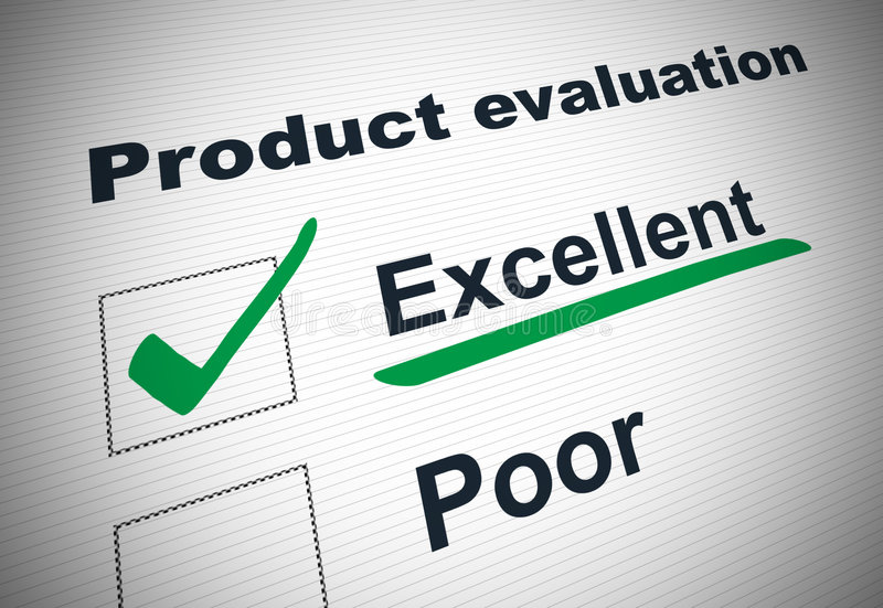 Product Evaluation Form Stock Photos  Image