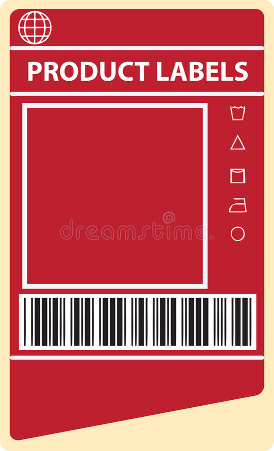 Download Product labels stock vector. Image of vector, symbolism - 27709474