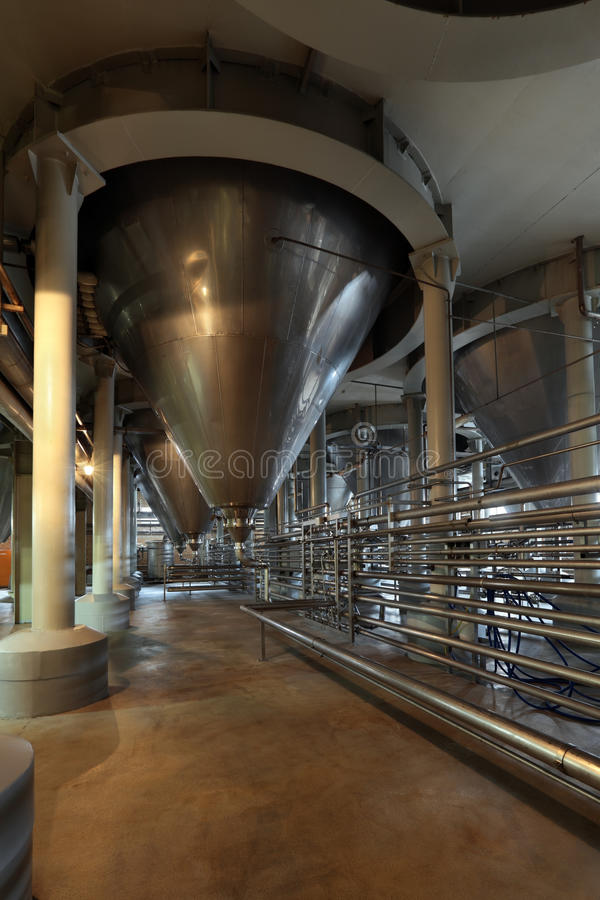 Département de fermentation images libres de droits