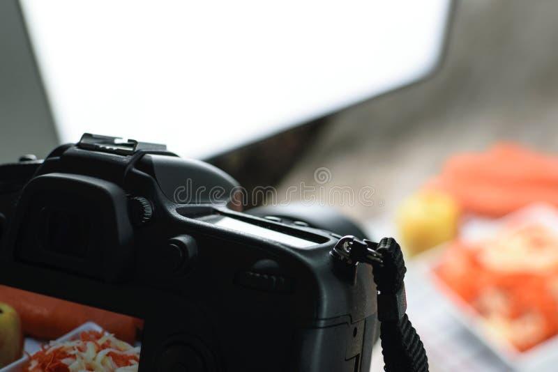 Production de photographie de nourriture photo libre de droits