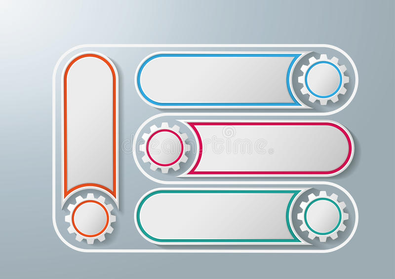 Download Production Line Cycle 4 Options Stock Illustration - Image: 32488737