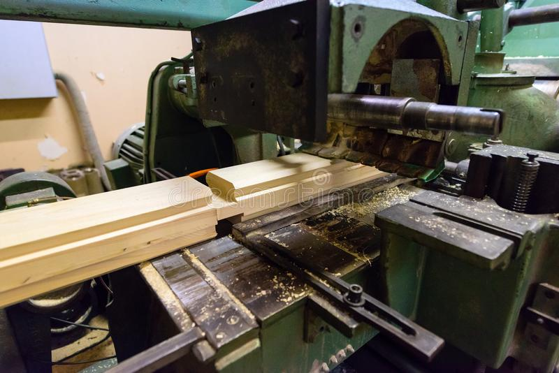 Production, manufacture and woodworking industry concept. Equipm stock photos