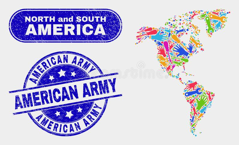 American Army Stock Illustrations – 10,062 American Army