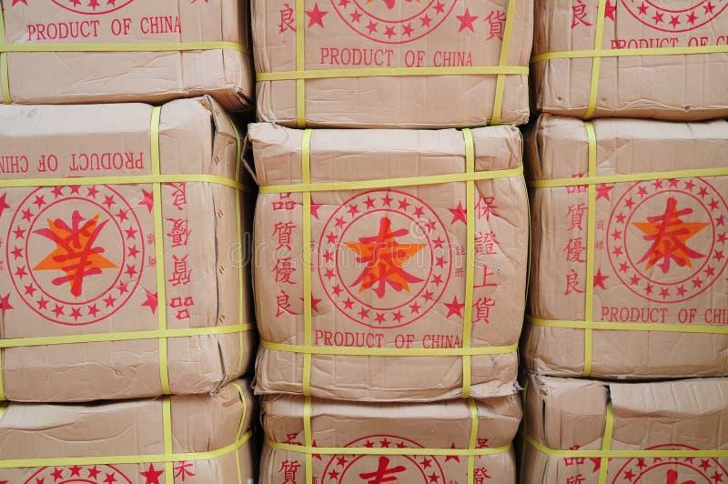 Producto de China fotos de archivo