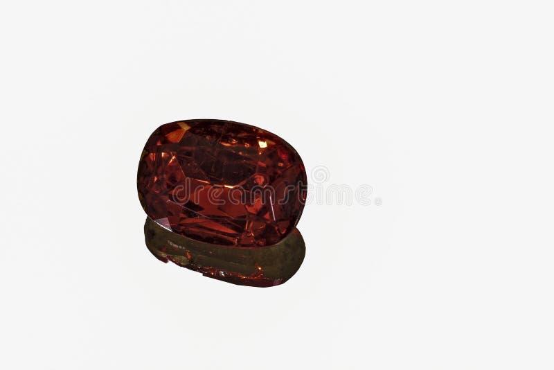 Producto de cristal rojo imagen de archivo libre de regalías
