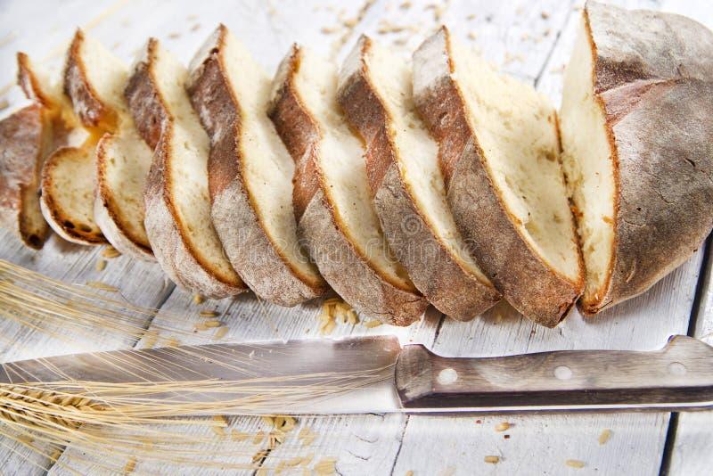 Producto del horno, pan hecho en casa. imagenes de archivo