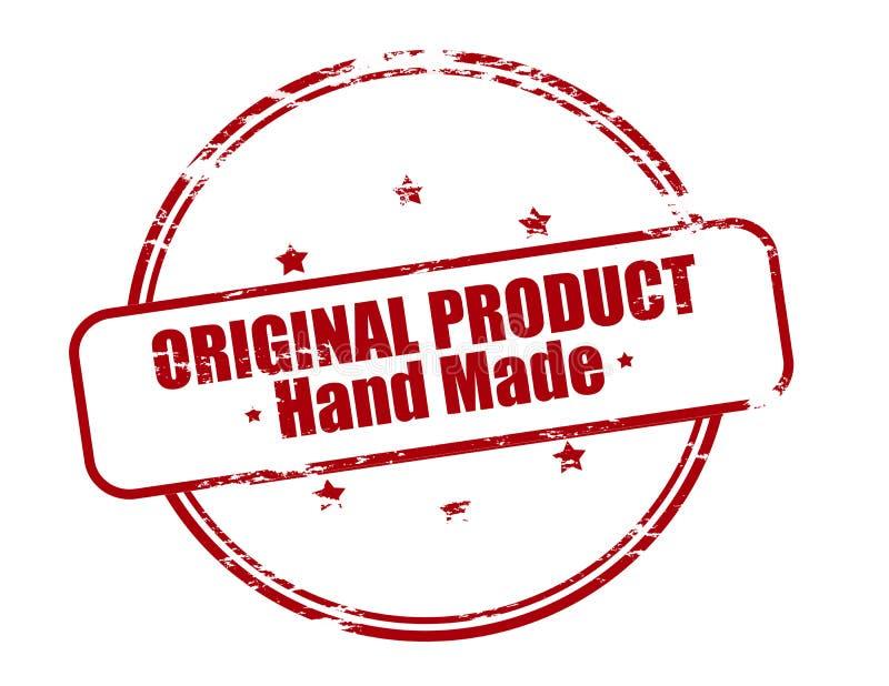Producto original hecho a mano libre illustration
