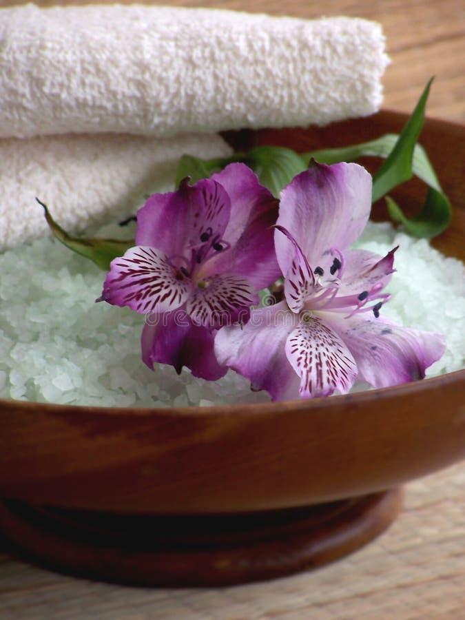 Productos del baño foto de archivo libre de regalías