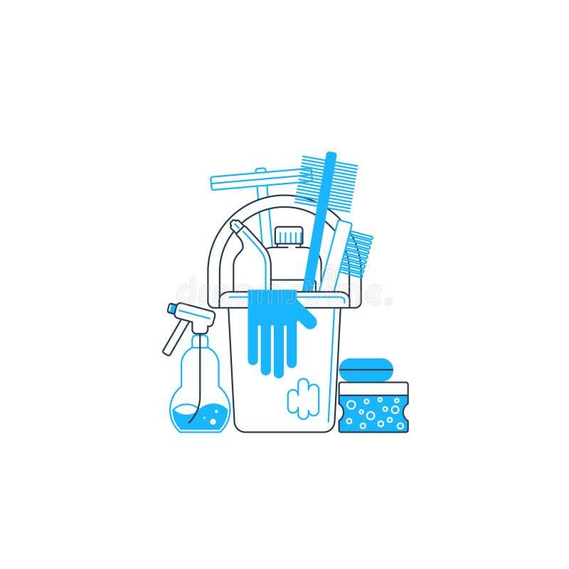 Productos para el hogar las tareas de la casa el cubo y for Casa de articulos para el hogar