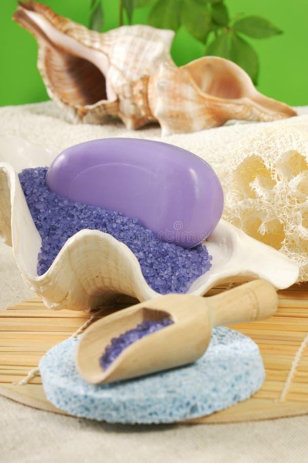 products spa στοκ φωτογραφίες