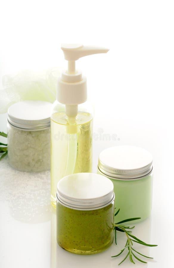 products spa στοκ φωτογραφία