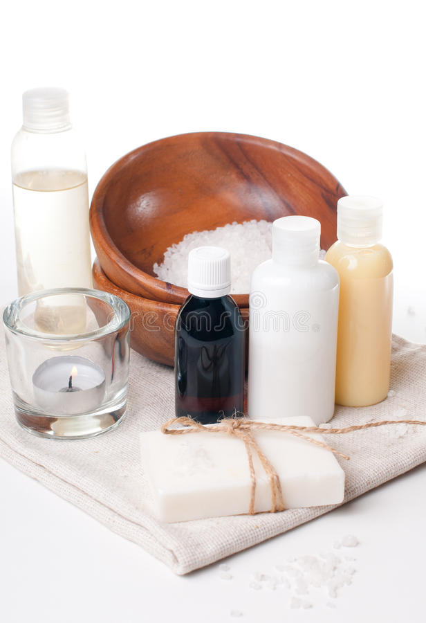 Download Products For Spa, Body Care And Hygiene Stock Photo - Image: 26570440