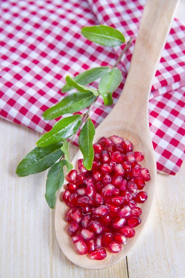 Produit d'Autumn Season Pomegranate photographie stock libre de droits