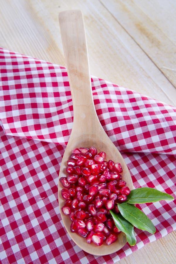 Produit d'Autumn Season Pomegranate photographie stock