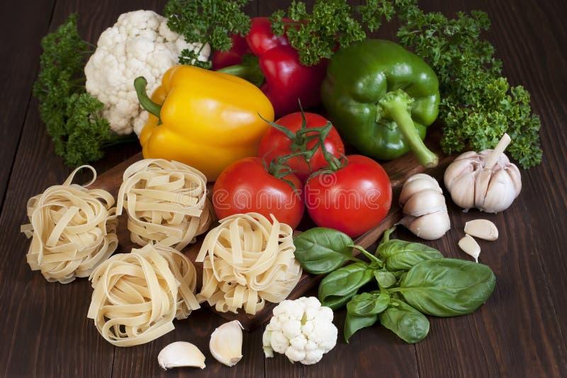 Produit-légumes frais de vegetables Nourriture saine photo stock
