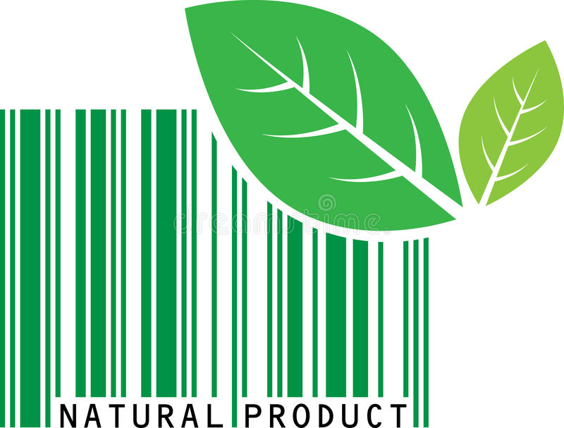 Produit naturel illustration libre de droits