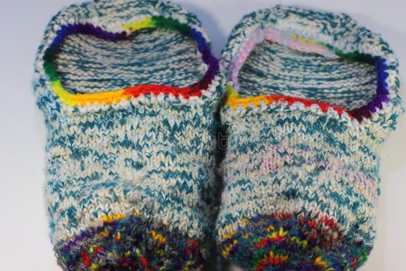 Produit tricoté photographie stock libre de droits