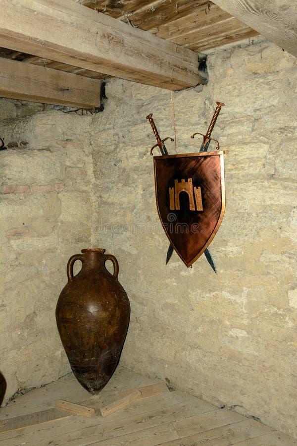 Produits étonnants de la forteresse d'Acermon images stock