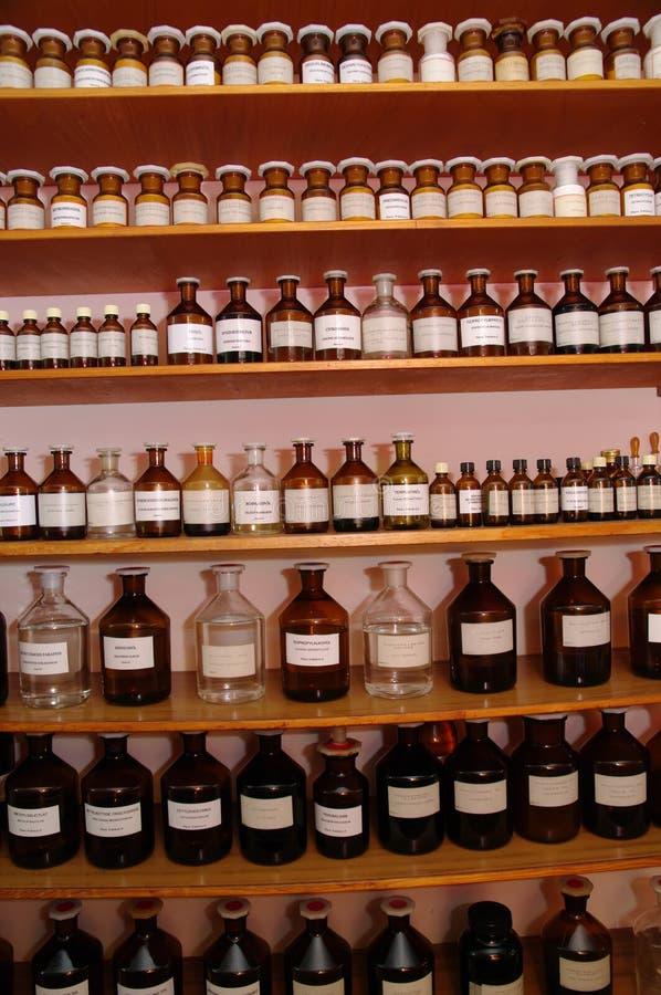 Produits chimiques, images stock