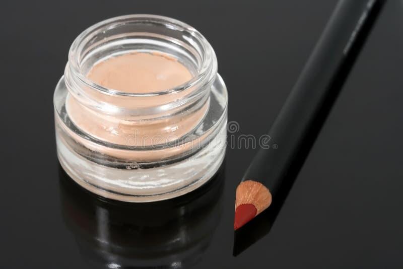 Produits cosmétiques photographie stock