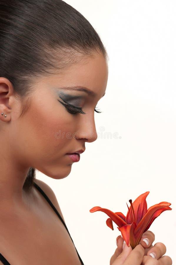 Produits de beauté photographie stock libre de droits